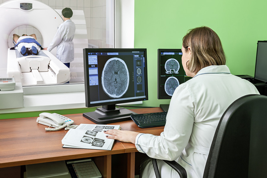 AI medical imaging industry at the beginning of the