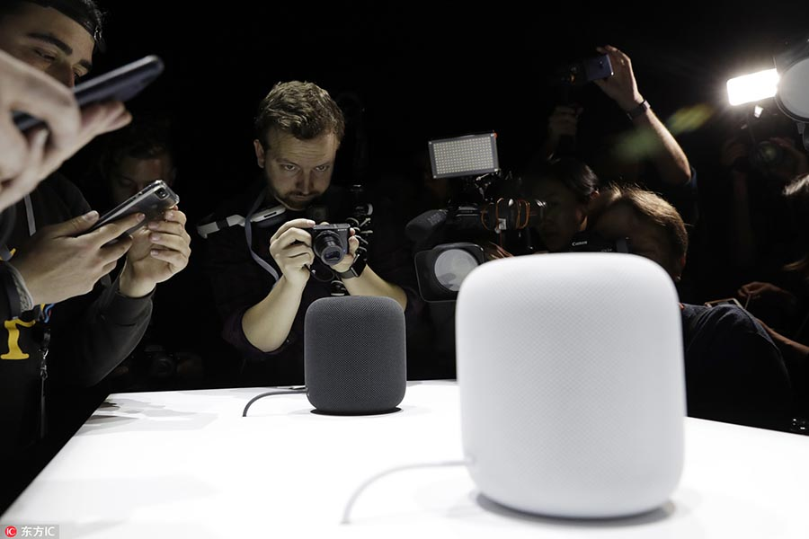 Apple challenge BAT HomePod into China, it's in smart speaker fought the battle of odds?